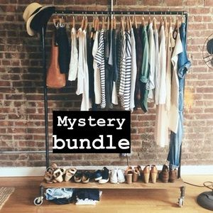 Other - Plus size mystery bundle 5 pieces good condition